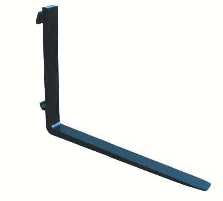 Fork Tine Type GZ DIN 80 × 40 mm Image