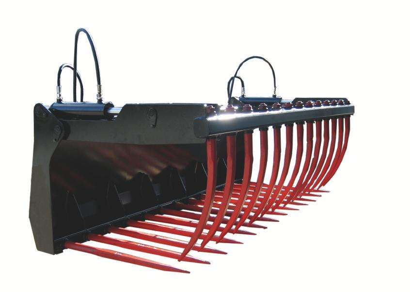 Silage Fork With Grapple Type DUS RL/TL Image