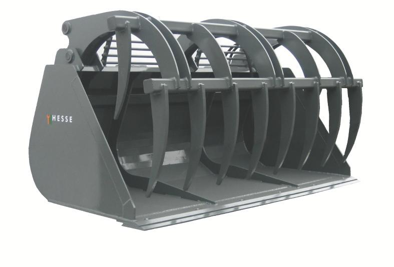 Silage Bucket Type SHN RL/TL Image