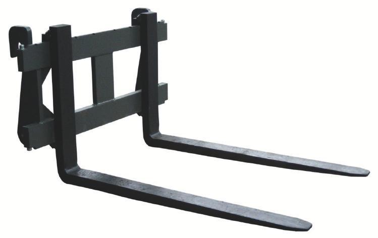 Pallet Fork Type PLG 2.5 t RL/TL Image