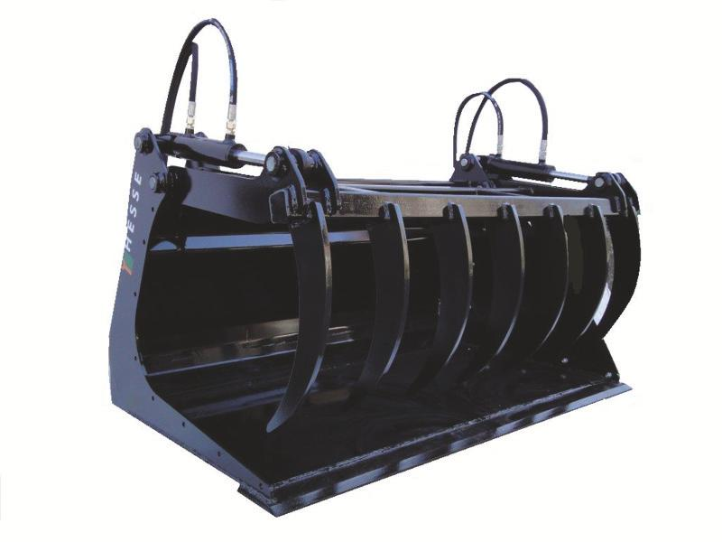 Grapple Bucket Type PLK HL Image