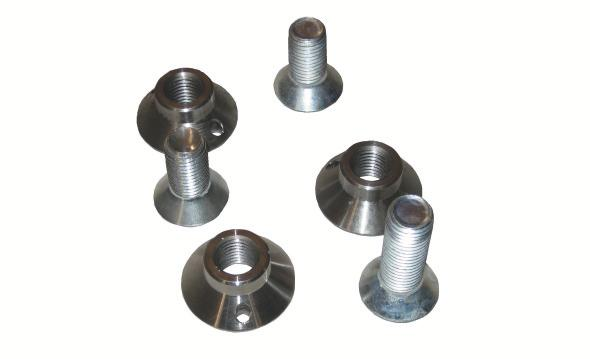 Screw Set, Screws And Special Nuts 10.9 Image