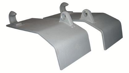 Weld-on brackets Type ASK EA Image