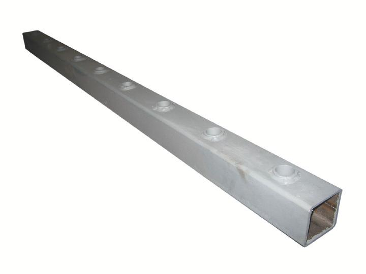 Main Tube for heavy duty tines Type ZTR S Image
